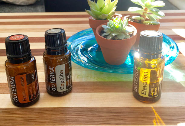 doterra oils for mood and depression